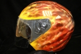 HD Helmet True fire.